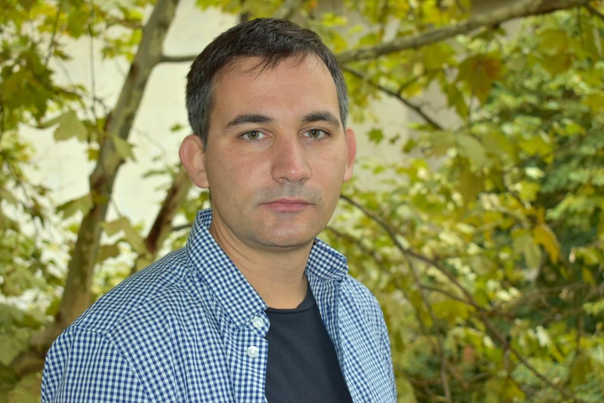 Иван Белчев, екоактивист от Русе и кандидат от Демократична България