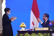 Presiden Jokowi Dorong ASEAN - RRT Tingkatkan Kemitraan