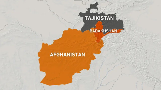 Tensions between the Taliban and Tajikistan increased after the radical Islamic group increased its forces in the north and especially the presence of Tajik terrorist fighters in Badakhshan Province.