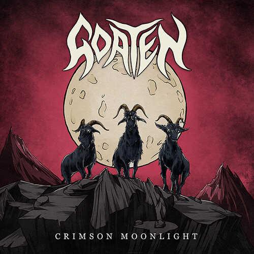 """Ο δίσκος των Goaten """"Crimson Moonlight"""""""