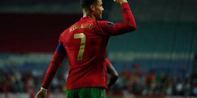 أرقام مميزة لـ رونالدو من مباراة البرتغال ولوكسمبورج
