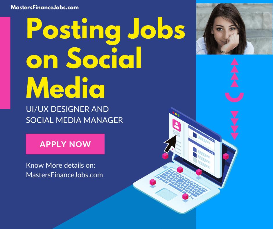 Social Media Marketing Jobs Dubai, Digital Marketing Jobs,Posting Jobs on Social Media, Social Media Marketing Jobs Utah, Social Media Digital Marketing Jobs,