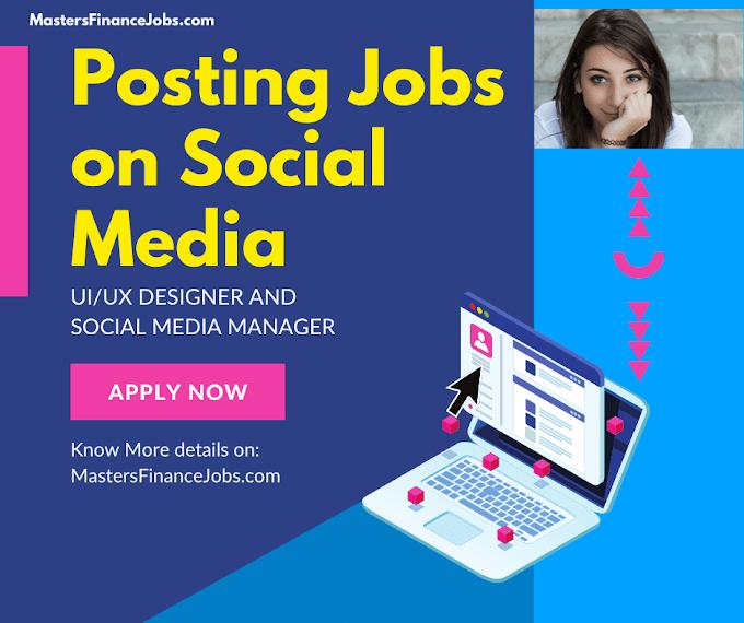 Social Media Marketing Jobs Dubai | Digital Marketing Jobs