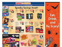 Family Dollar Ad Preview October 24 - 30, 2021
