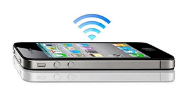 Pengaturan Hotspot iPhone