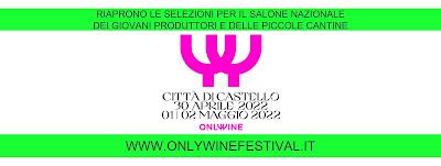 Only wine festival 2022 selezioni