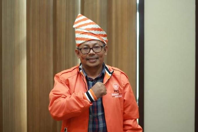 Bang Rani, Sosok Ketua DPD PKS Kapuas Hulu yang Semangat Silaturahim