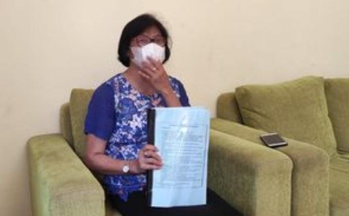 Menyurati Jokowi, Ibu Rumah Tangga Ini Meminta Keadilan Karena Menanggung Utang Almarhum Suami Rp 224 Juta