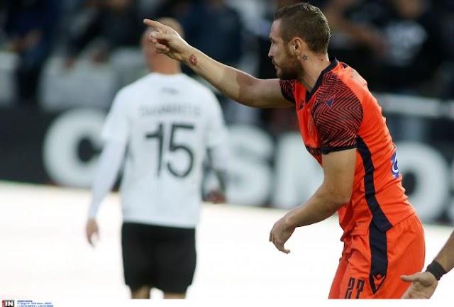 ΟΦΗ-ΠΑΟΚ 1-3 : Πέρασε από το Ηράκλειο και συνεχίζει.