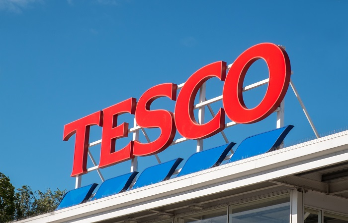 tesco wages