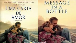 Filme Uma carta de amor (menssage in a bottle)