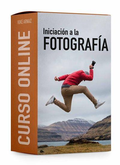 Curso de iniciación a la fotografía por Kike Arnaiz