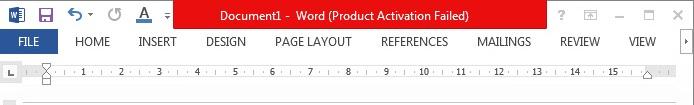 Cara Menampilkan Menu Bar Atau Toolbar yang hilang Di Ms Word.