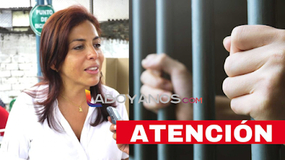 A 48 meses de prisión condenan a la exgobernadora del Huila Cielo González Villa