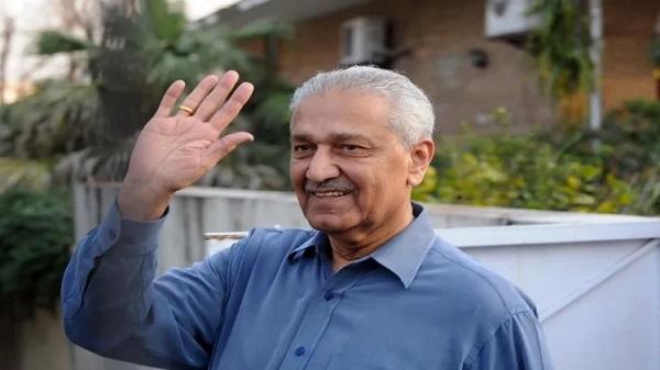 Pakistani Nuclear Scientist Dr. Abdul Qadeer Khan Passed Away