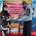 Wujud Kumham Peduli Kumham Berbagi, Rutan Bantaeng Berikan Paket New Normal Kit dan Donor Darah