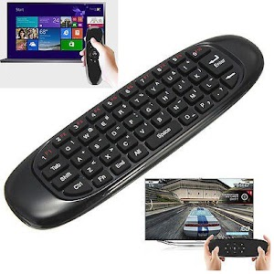 AIR MOUSE KEYBOARD C120 WITH LED FOR SMART TV ANDROID TV BOX