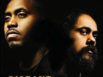 Music: Nas ft Damian Marley - Patience [Sabali] (Throwback songs)