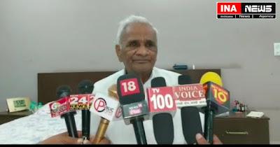 मैनपुरी: मुलायम के करीबी तोताराम का बड़ा बयान