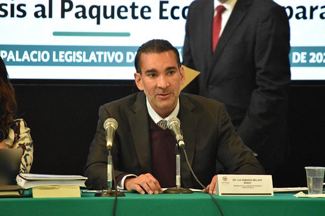 Comisión de Hacienda inicia en Parlamento Abierto Análisis del PEF 2022