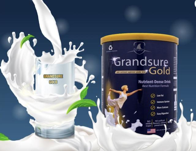 Sữa non xương khớp Grandsure Gold có tốt không