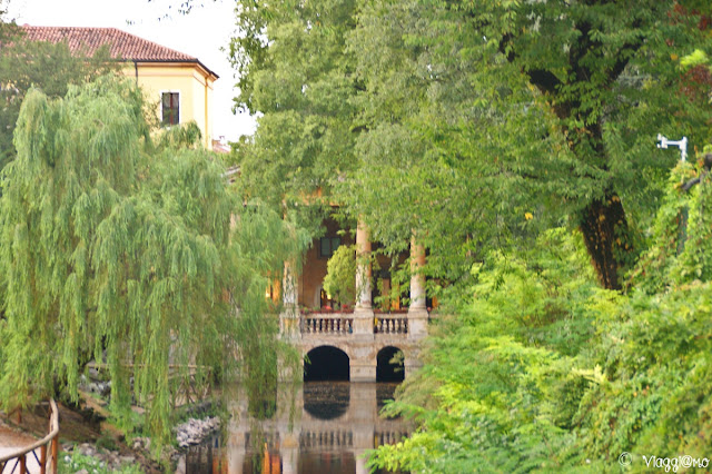 Vista dei Giardini Salvi