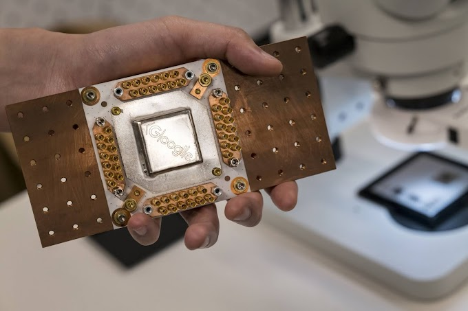 How does processors work on quantum level?