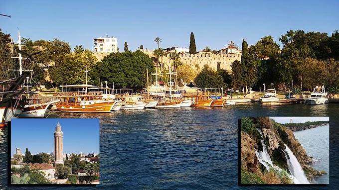 Antalyada Gezilecek Yerler