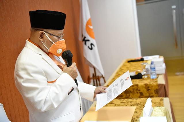 Fokus Atasi Pandemi, Ketua Dewan Syariah Pusat PKS Cabut Anjuran Poligami