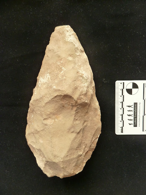 The oldest Acheulean evidence in North Africa