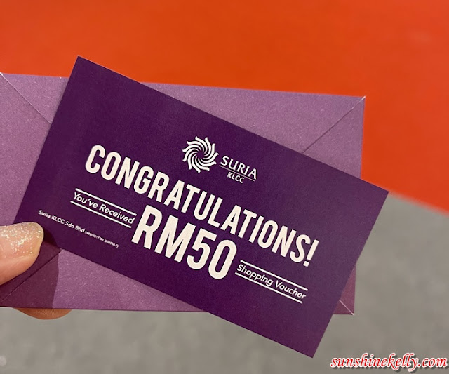 The Golden Ticket is Back, Suria KLCC, Mesra Mall, Shopping Malls in Malaysia, KL Shopping Malls, KLCC, Lifestyle