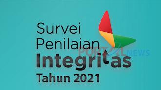 KPK Gelar SPI 2021, dan Bentuk Responden
