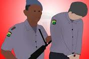 Oknum Polisi Jual Sabu, Divonis 8 Tahun Hanya Bisa Menyesal