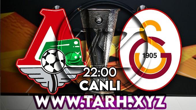 Lokomotiv Moskova – Galatasaray Maçı Exxen canlı izle