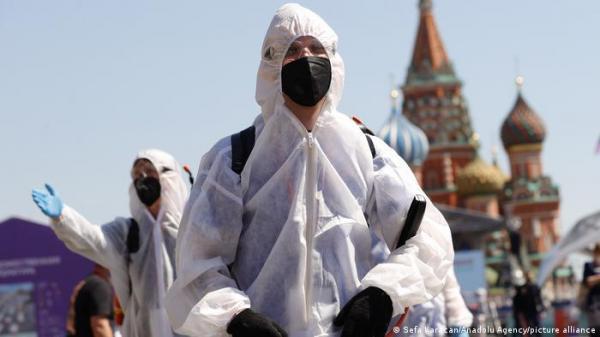 روسيا تشهد قفزة غير مسبوقة في حصيلة الوفيات بكورونا والإصابات اليومية تلامس الـ30 ألفا