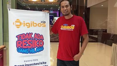 Trading Autopilot Bersama Digibos, Trading Crypto Pasti Cuan !!