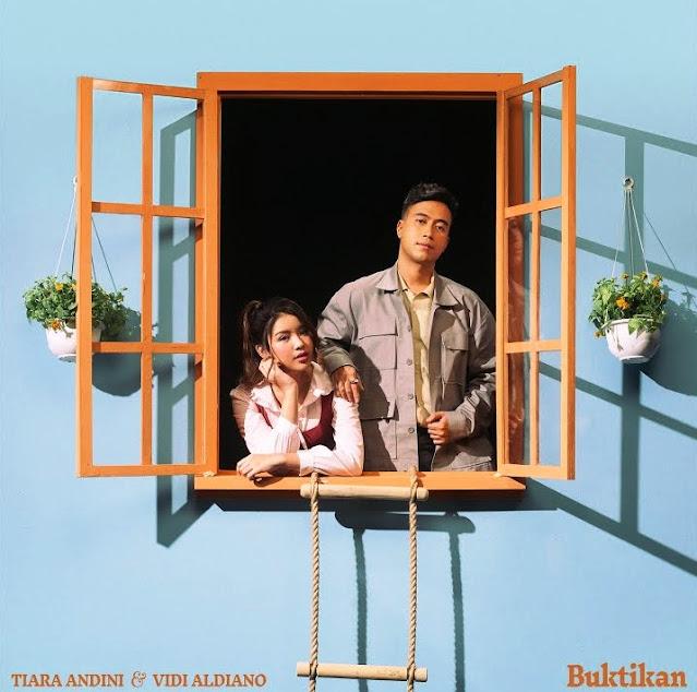 Lirik lagu Buktikan Tiara Andini feat Vidi Aldiano