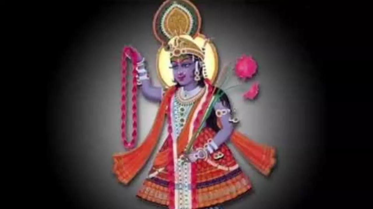 Yamunaji Ni Stuti Lyrics in Hindi