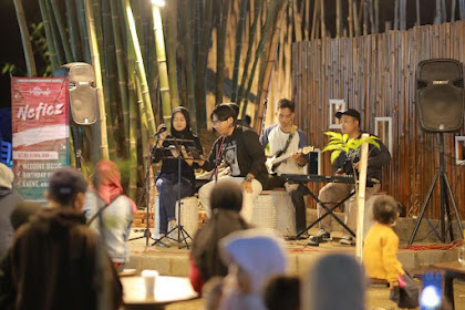 Lokasi & Tiket Masuk Taman Senja Ngelo, Wisata Baru di Bantul Jogja