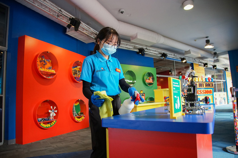 LEGOLAND® Malaysia Resort Reopens With New Attraction, PLANET LEGOLAND