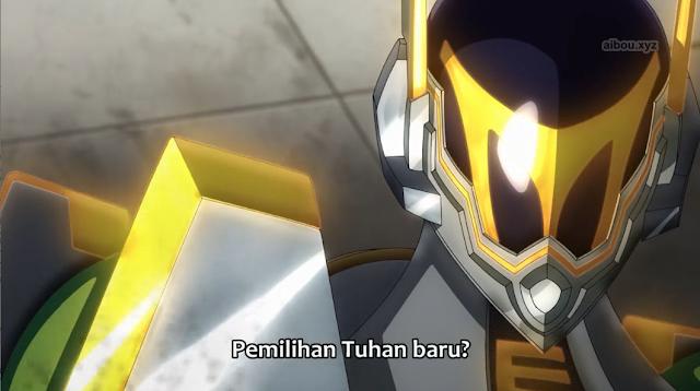 Platinum End Episode 01 Subtitle Indonesia