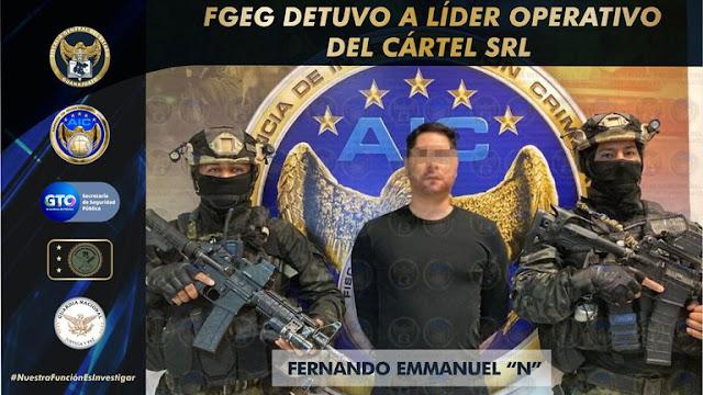 """Capturan a """"El Panther"""" se quedo como líder de El Cártel de Santa Rosa de Lima, se opero para huir de la justicia al estilo Señor de Los Cielos"""