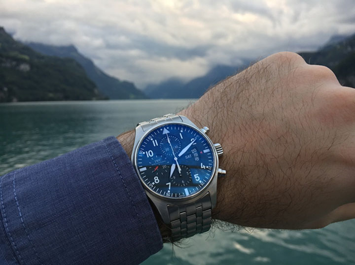 Reasons Why IWC Big Pilot is a Great Watch