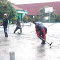 Dinas PUPR Realisasikan Pekerjaan Sarpras MTs Negeri 2 Karawang