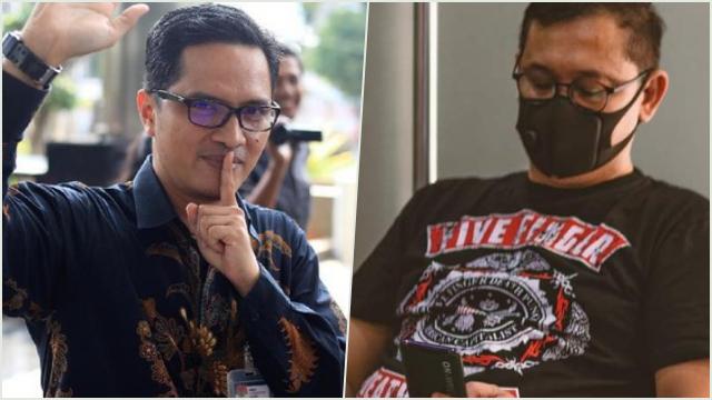 Singgung Taliban di KPK, Denny Siregar Bungkam Setelah Dicecar Eks Jubir KPK