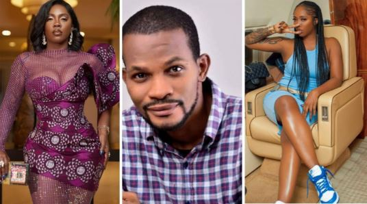 """""""At 41, Your Mates Are Celebrating Wedding Anniversary, You Are Talking About S£x Tape"""" - Uche Maduagwu Slams Tiwa Savage"""