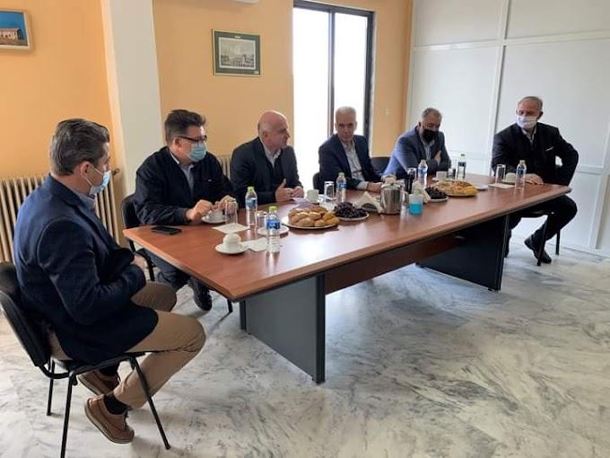 « Χρηματοδότηση μελέτης Δήμου Σουφλίου στο  Επιχειρησιακό Πρόγραμμα Ανατολικής Μακεδονίας και Θράκης 2014-2020»