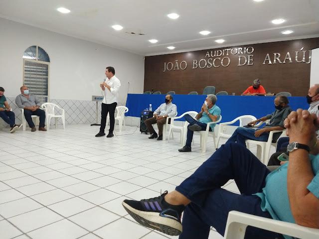 Patos abraça luta para sediar reitoria do IFPB Sertão