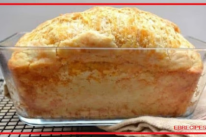 Cheddar Cheese Quick Bread