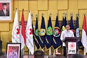 Gubernur Edy Apresiasi Keberadaan PMI Sumut Tangani Bencana
